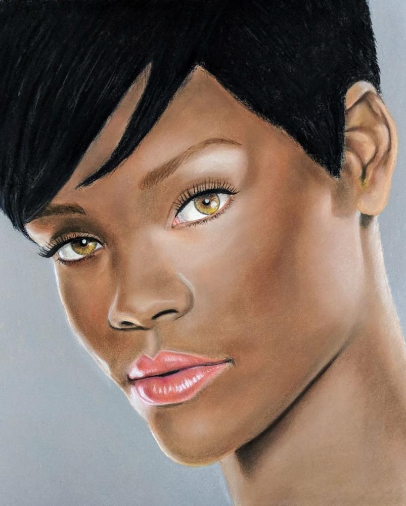 Rihanna by 2tones